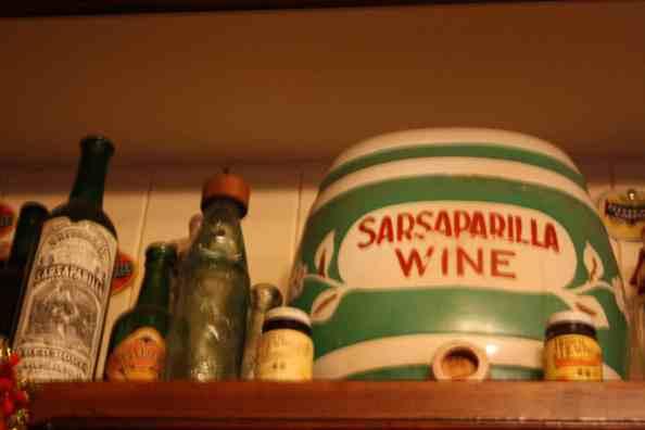 sarsaparilla wine