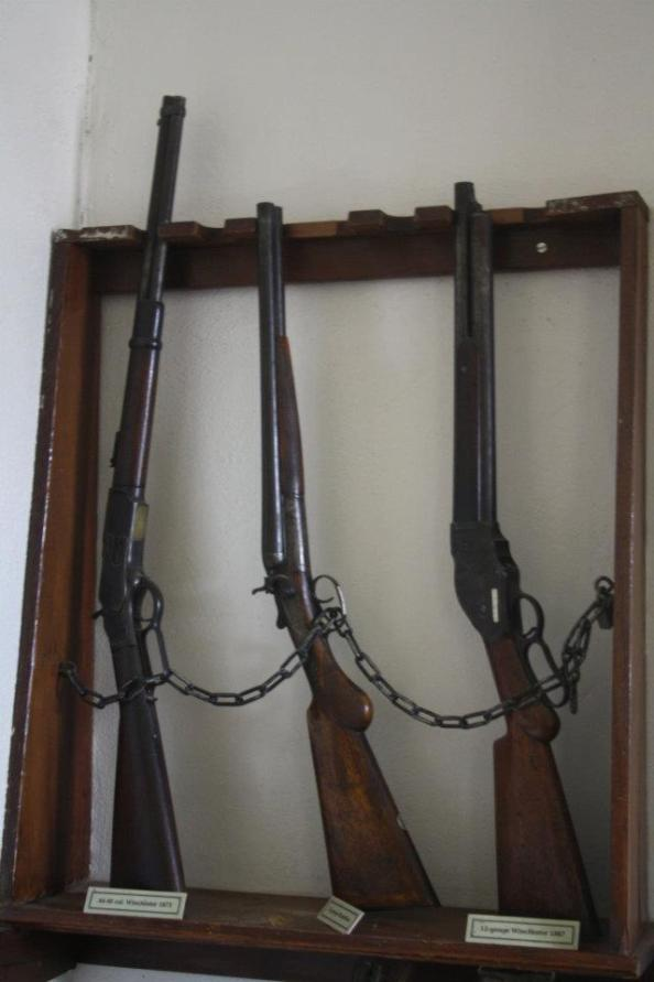 guns in courthouse